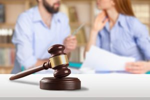 Divorce-Attorney-Gavel